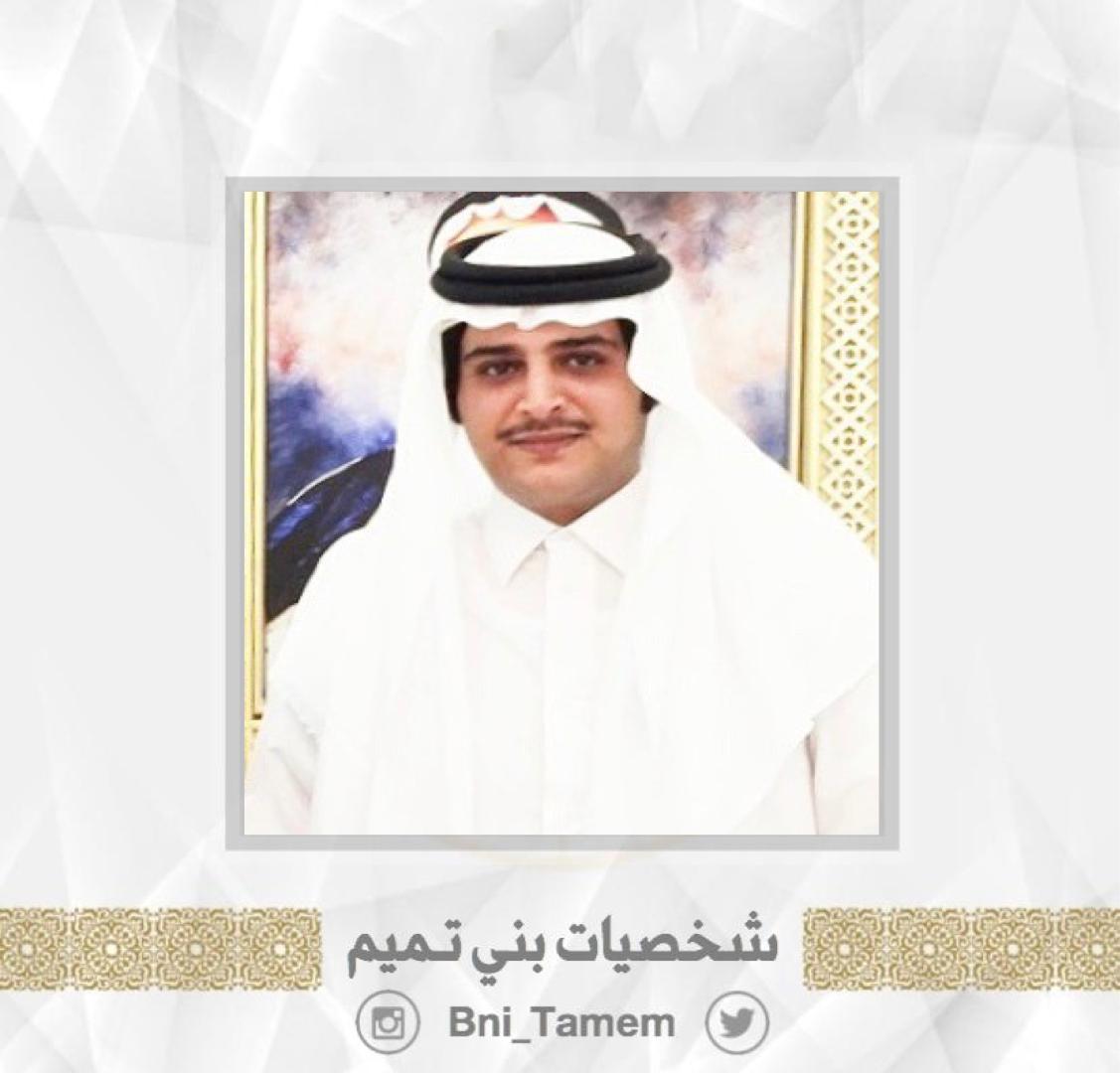 رجل الأعمال / خالد بن محمد الكواري