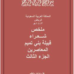 الشاعر والروائي / محمد بن ابراهيم السكران
